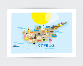 We are very Proud for Made in Cyprus!