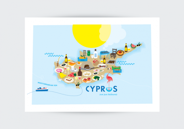 We Are Very Proud For Made In Cyprus  Cypriot And Proud-5836