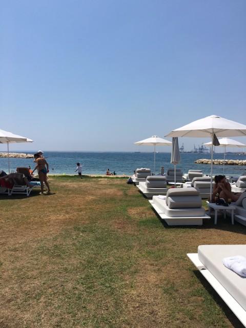 Marina Beach Bar Limassol