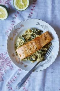 Foodsaver September Salmon Foodsaver - September - Salmon1613