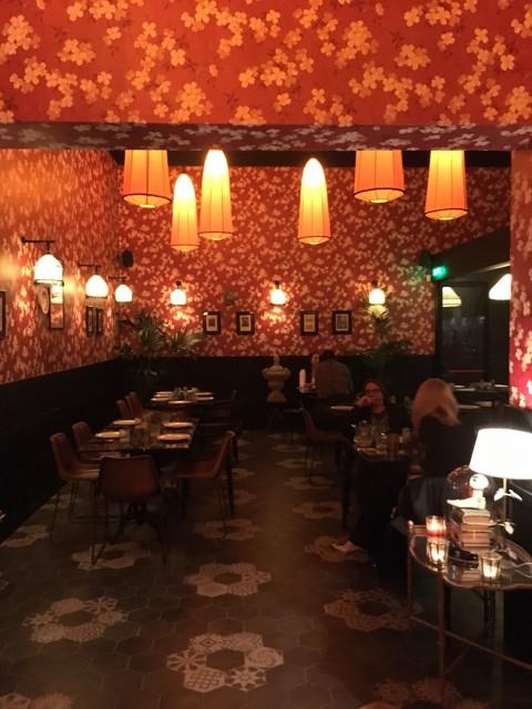 Skinny Fox restaurant Nicosia