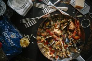Mitsides - Seafood Tagiatelle -016