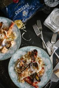 Mitsides - Seafood Tagiatelle -022