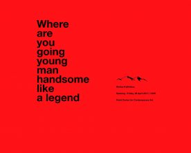 S. Kallinikou – Where are you going young man handsome like a legend