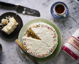 Coconut Cake – 2 Ways
