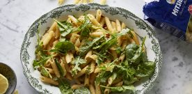 Lemon Rocket Penne