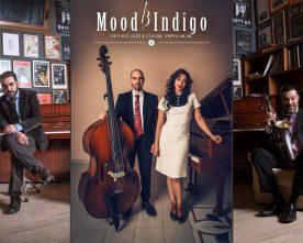 Friday night Jazz with Mood Indigo
