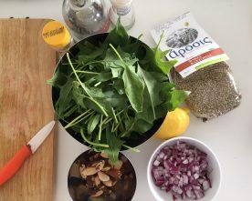 Vegan Lentil Burgers Recipe