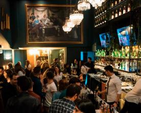 Hugo – Wine Cocktails & Tapas