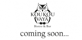 Koukouvayia Bistro & Bar is brand new in Nicosia