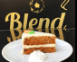 Blend Cafe Bar serving cocktails and Debbie's desserts