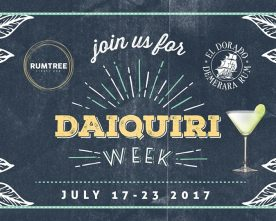 Daiquiri Week at Rum Tree