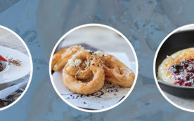 New summer dishes at Elliniko
