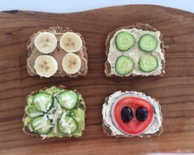 4 + 1 Sandwich ideas for kids (and big kids)
