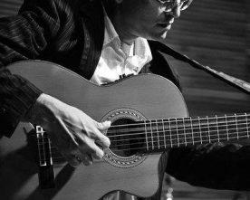 Live Latin Ballads at Fogo