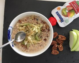 Bircher Muesli recipe perfected