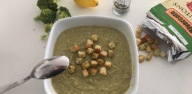 Broccoli & Cheddar Soup recipe