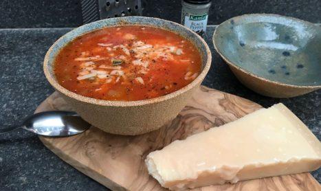 Italian Minestrone Soup Recipe