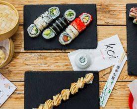 New in: Koi Sushi Bar