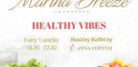 Healthy Tuesdays at Marina Breeze with Anna Cortesi