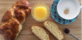 Tsoureki Recipe (Cyprus Easter Bread)