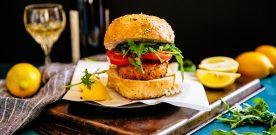 Salmon Burgers 101