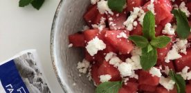 2 easy ways to impress with Melon and Watermelon