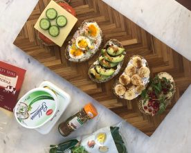 Superfood Sandwich recipes